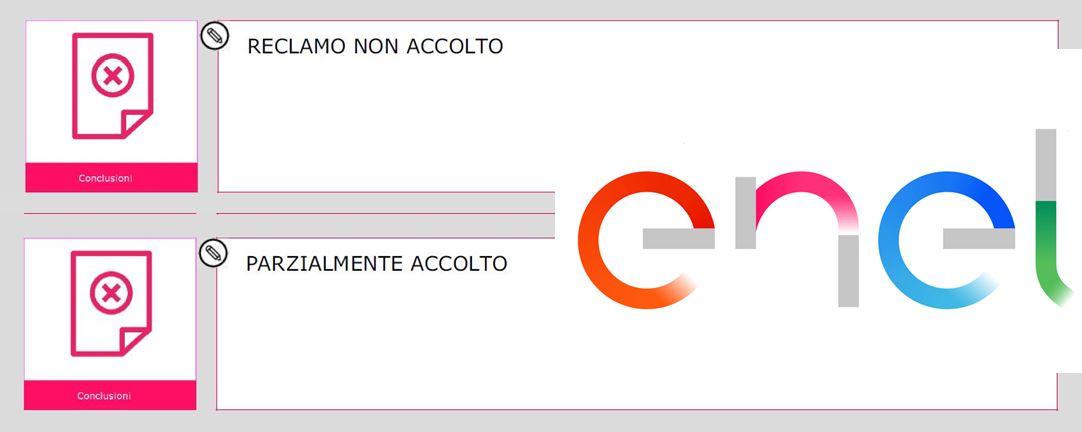 Enel Energia e la sua classificazione dei reclami. Claudio ...